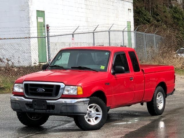 2005 Ford Ranger Edge SuperCab 4-Door 2WD