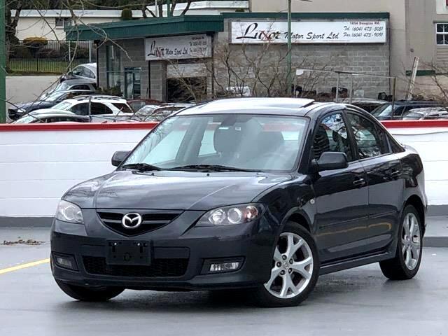 2007 Mazda MAZDA3 s Sport 4-Door