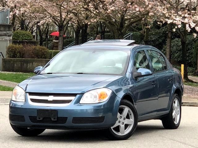 2006 Chevrolet Cobalt LTZ Sedan