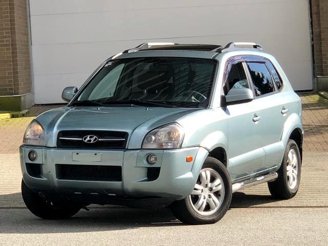 2006 Hyundai Tucson GL 2.7 4WD