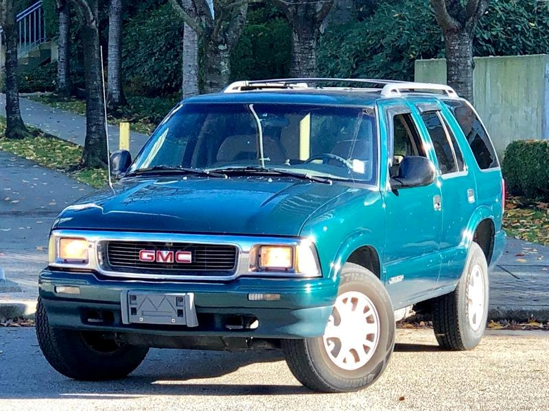 1997 GMC Jimmy SL 4-Door 4WD