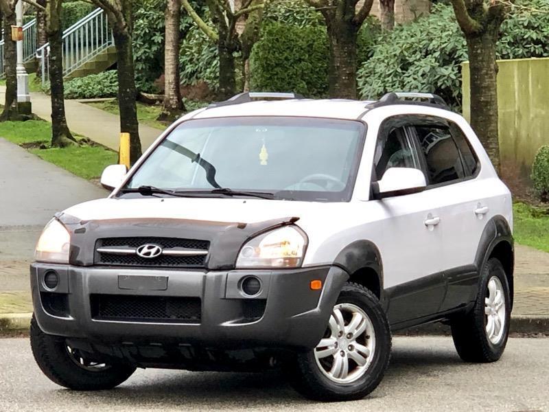 2006 Hyundai Tucson GL 2.7 2WD