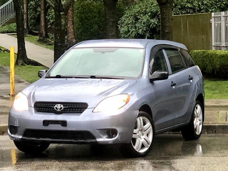 2008 Toyota Matrix 2WD