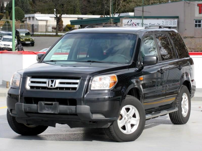 2008 Honda Pilot LX 4WD