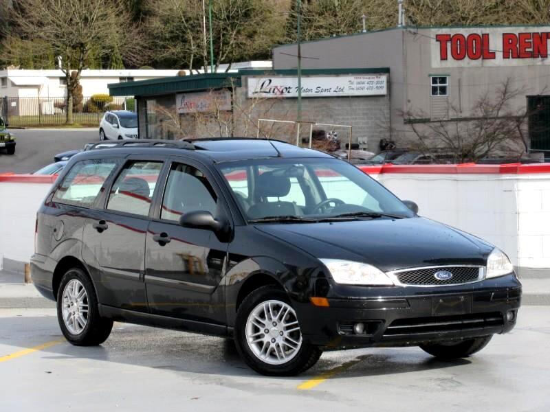 2007 Ford Focus Wagon ZXW SE