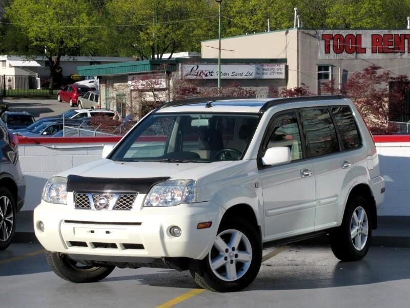 2005 Nissan X-Trail SE AWD