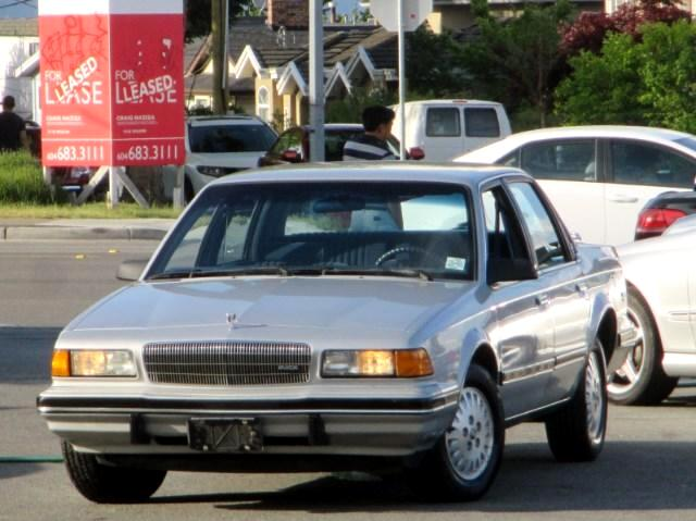 1990 Buick Century Limited