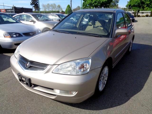 2001 Acura EL 1.7L Touring