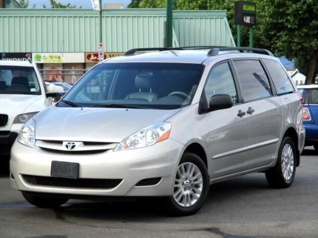 2008 Toyota Sienna LE AWD