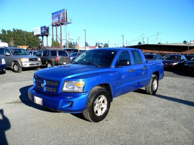 2008 Dodge Dakota Sport Crew Cab 4WD