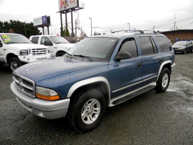 2002 Dodge Durango SLT Plus 4WD