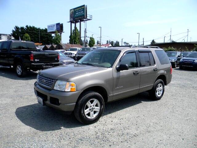 2004 Ford Explorer XLT 4.0L 4WD