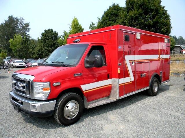 2008 Ford Econoline E-450