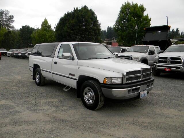 1996 Dodge Ram 2500 LT LD Reg. Cab 8-ft. Bed 2WD