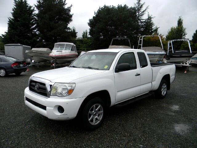 2005 Toyota Tacoma Access Cab I4 Manual 2WD