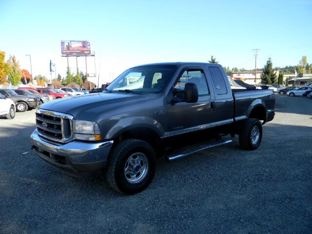 2002 Ford F-350 SD Lariat SuperCab 4WD