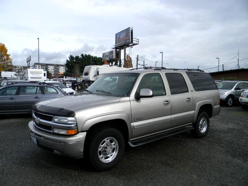 2000 Chevrolet Suburban K2500 4WD