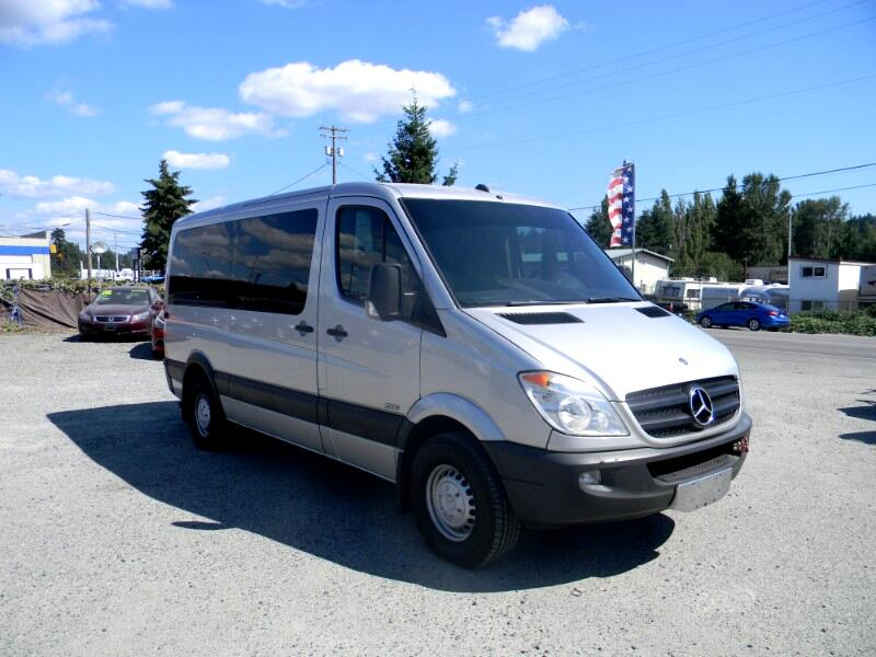 2010 Mercedes-Benz Sprinter 2500 Passenger Van 144-in. WB