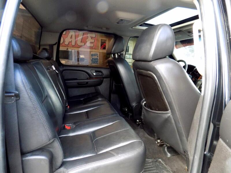 2007 GMC Sierra 2500HD SLT Crew Cab 4WD