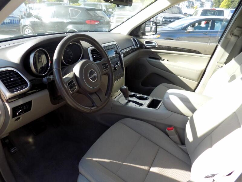 2011 Jeep Grand Cherokee Laredo 2WD