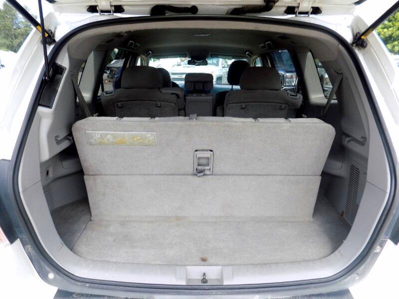 2008 Toyota Highlander Hybrid 4WD
