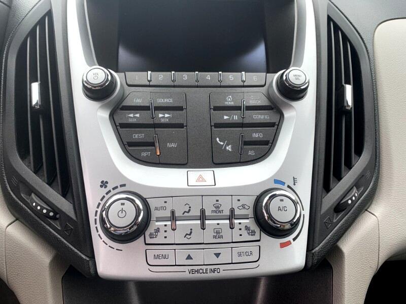2016 Chevrolet Equinox LTZ 2WD