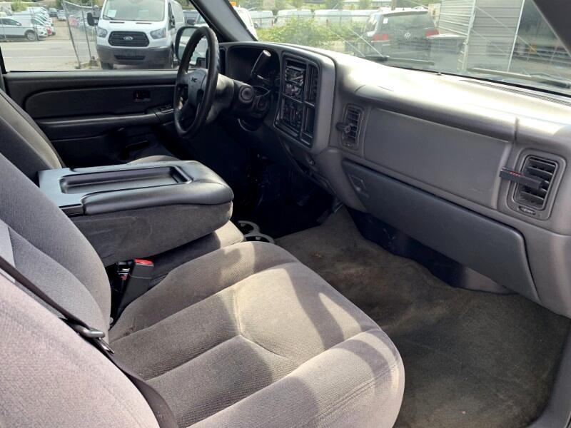 2007 GMC Sierra Classic 1500 SL Crew Cab 2WD