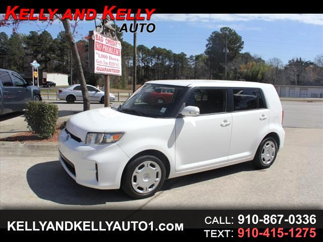 2011 Scion xB 5-Door Wagon 5-Spd MT