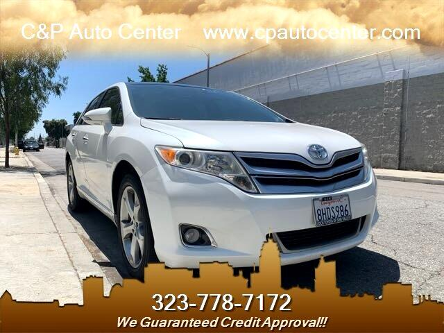 Toyota Venza XLE V6 FWD 2015