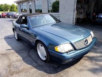 1999 Mercedes-Benz 500-Class