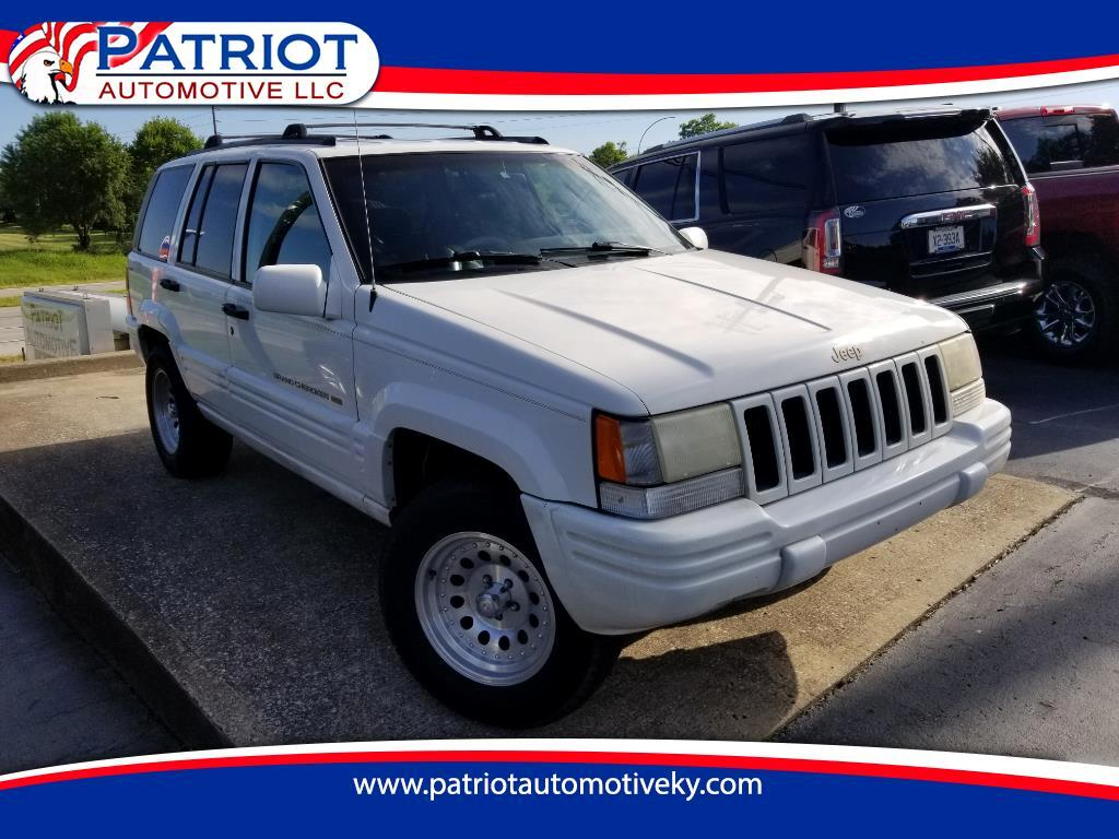 1997 Jeep Grand Cherokee 4dr Limited 4WD