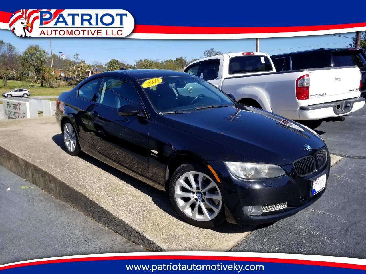 2009 BMW 3 Series 2dr Cpe 335i xDrive AWD