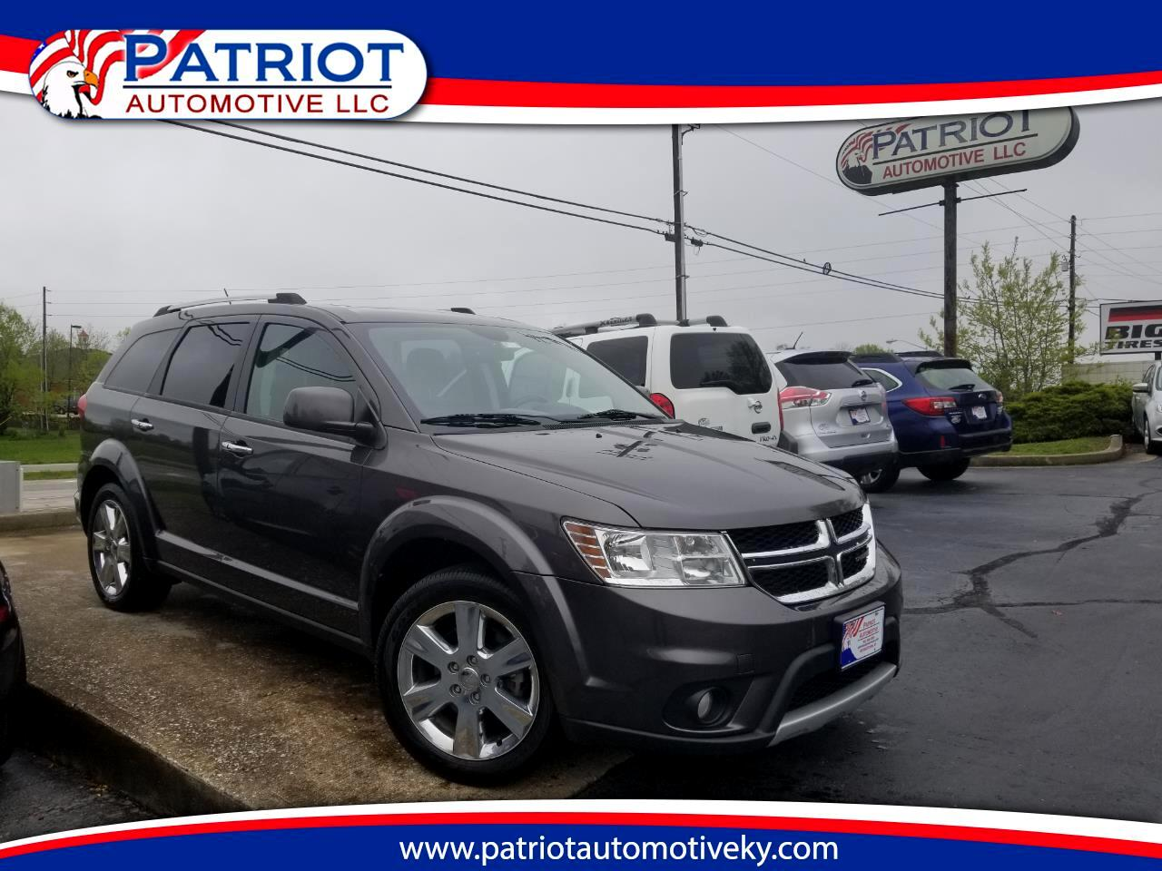 2015 Dodge Journey AWD 4dr Limited