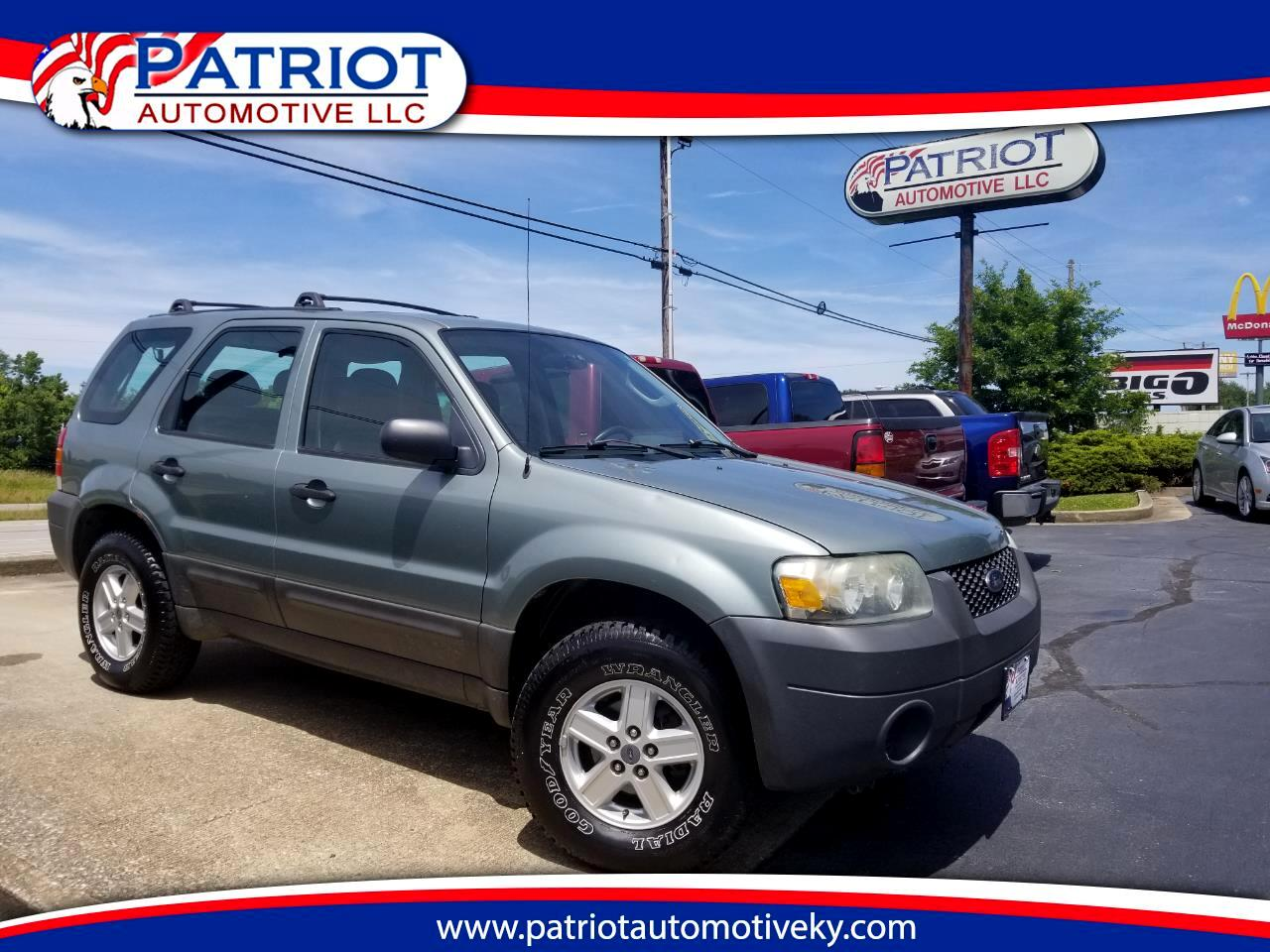"2005 Ford Escape 4dr 103"" WB 2.3L XLS"