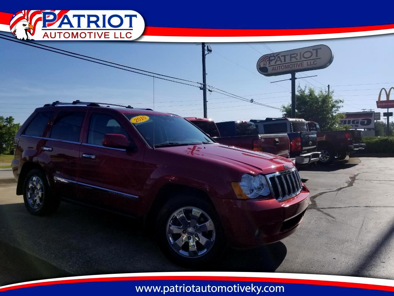 2010 Jeep Grand Cherokee 4WD 4dr Limited