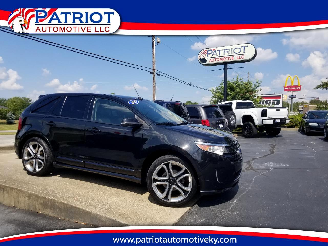 2013 Ford Edge 4dr Sport AWD