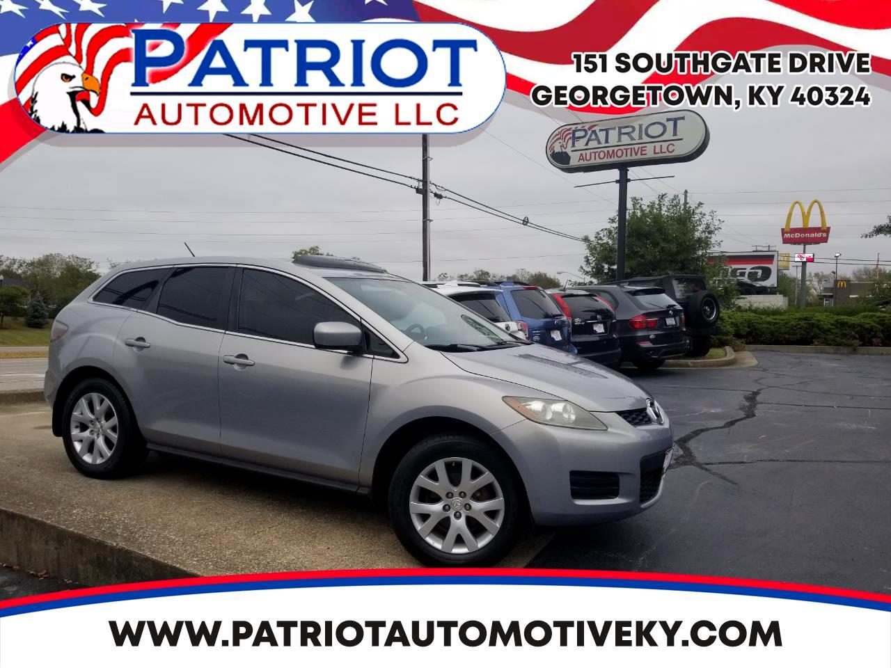 2007 Mazda CX-7 FWD 4dr Touring