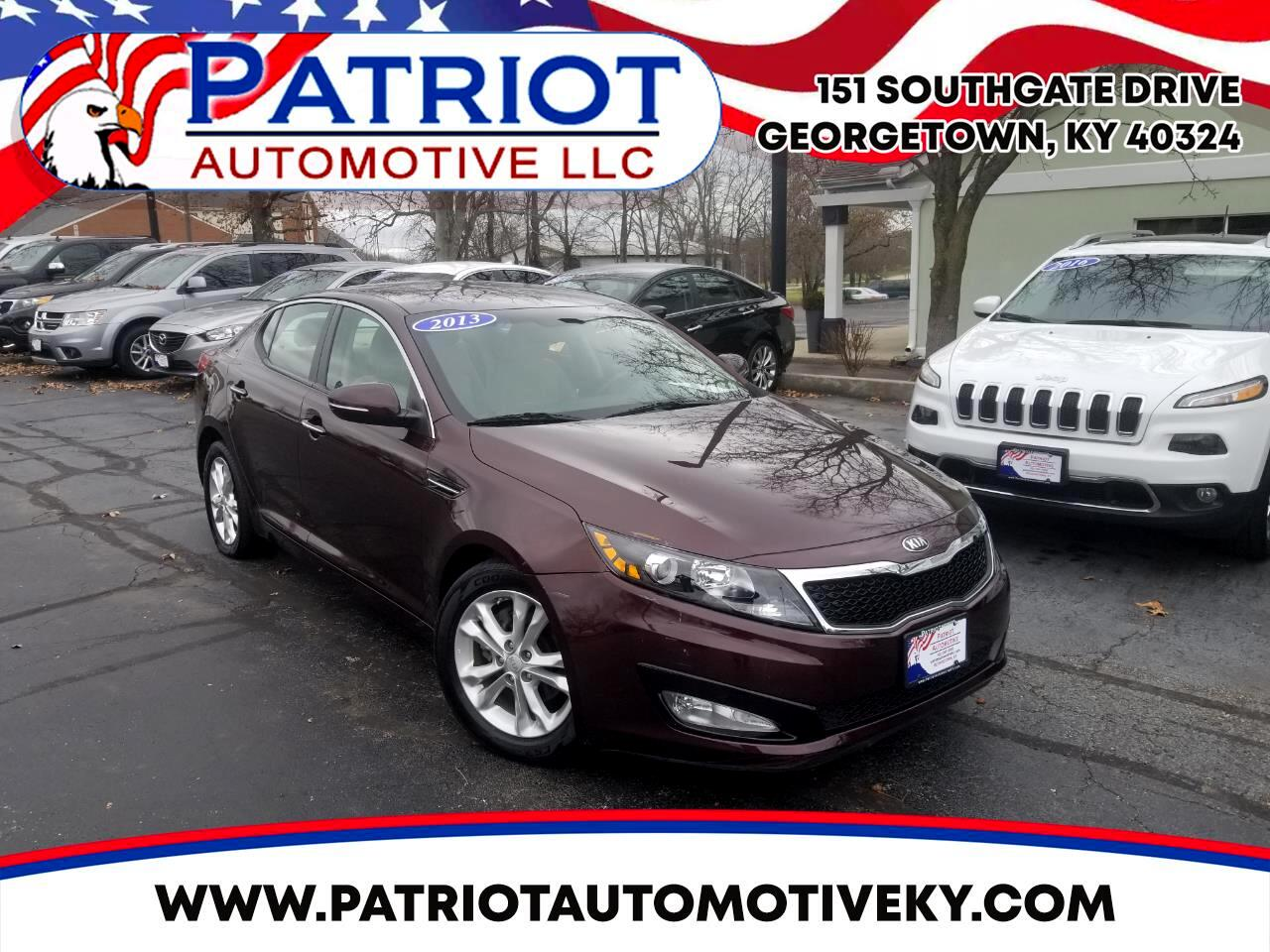 Kia Optima 4dr Sdn LX 2013
