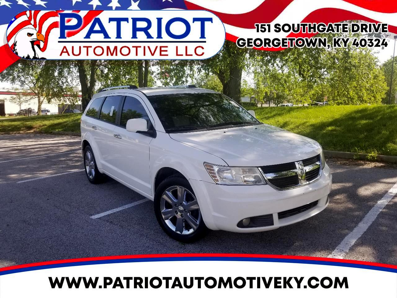 Dodge Journey AWD 4dr R/T 2009