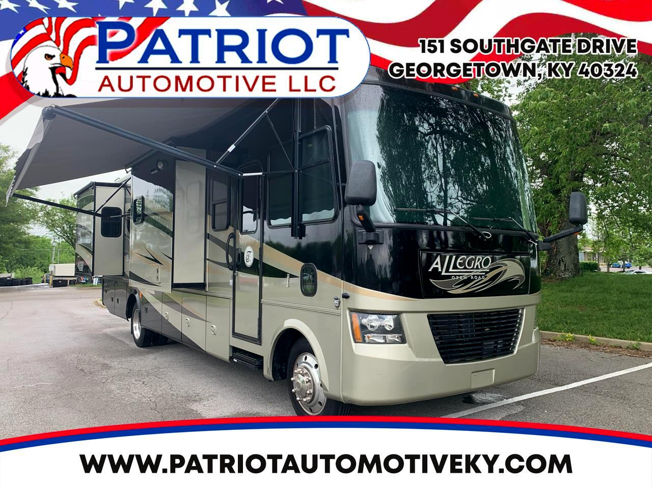 Ford Super Duty F-53 Motorhome  2012