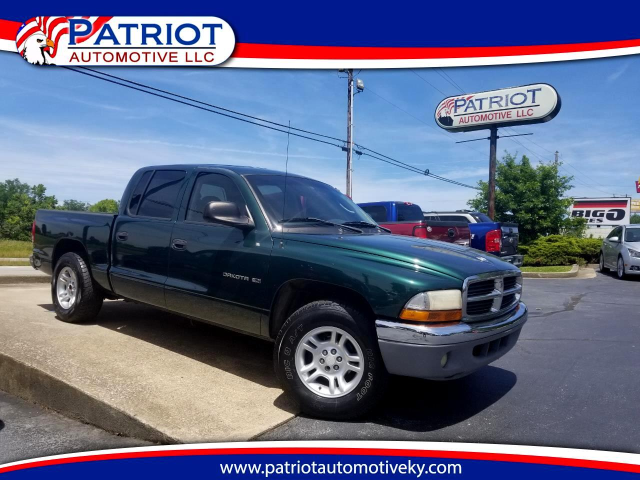 2001 Dodge Dakota Quad Cab 2WD