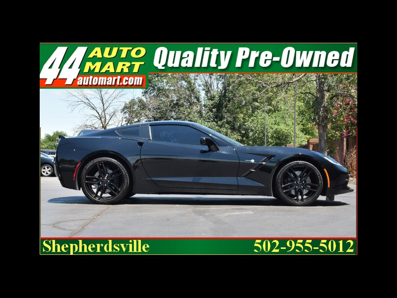 2016 Chevrolet Corvette Stingray Z51 3LT Coupe Automatic