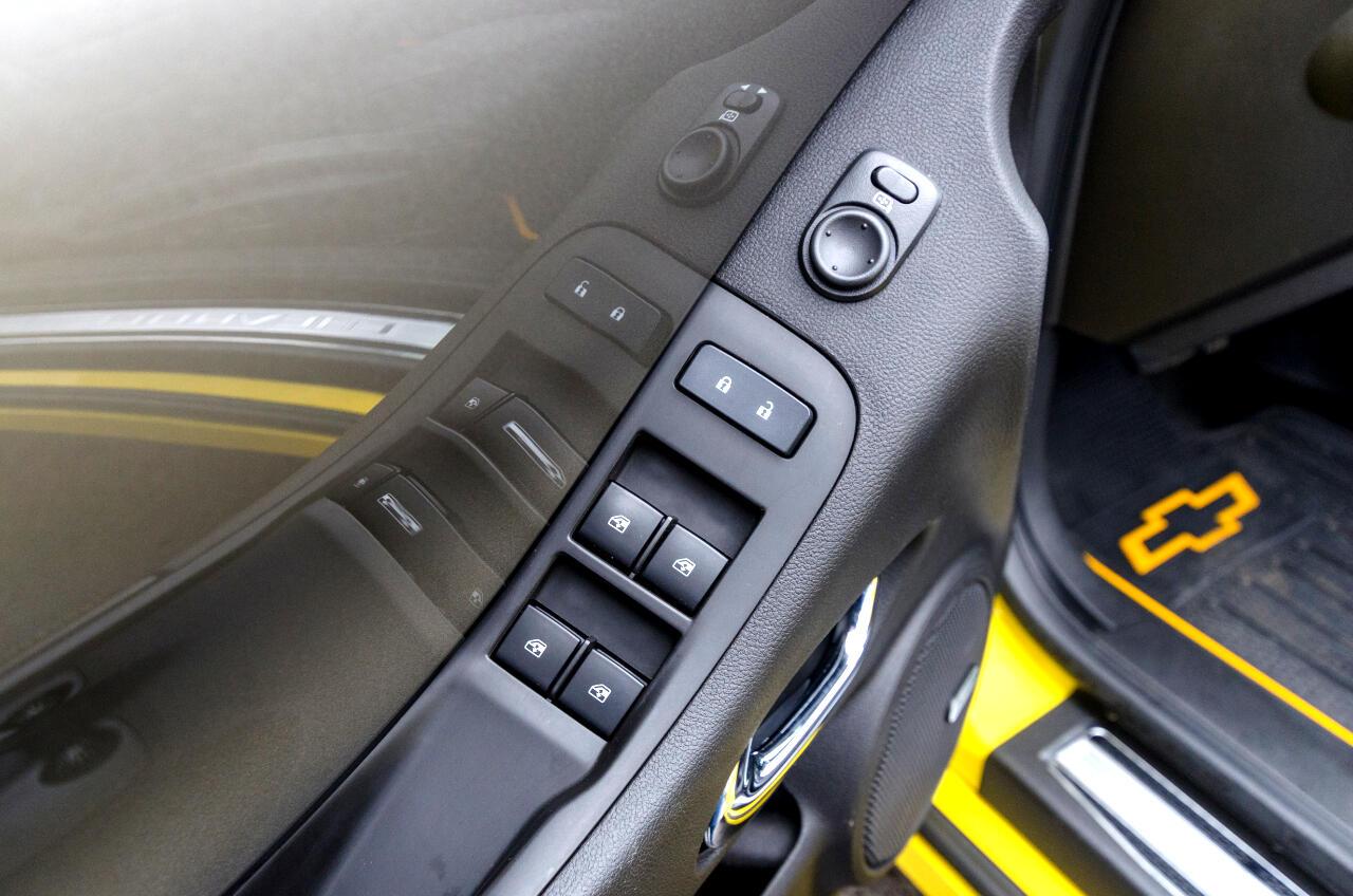 2015 Chevrolet Camaro 2SS Convertible