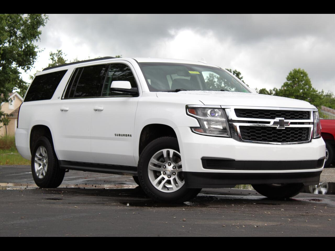 2016 Chevrolet Suburban LS 4WD