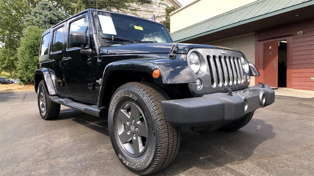 Jeep Wrangler Unlimited 4WD 4dr Freedom Edition 2015