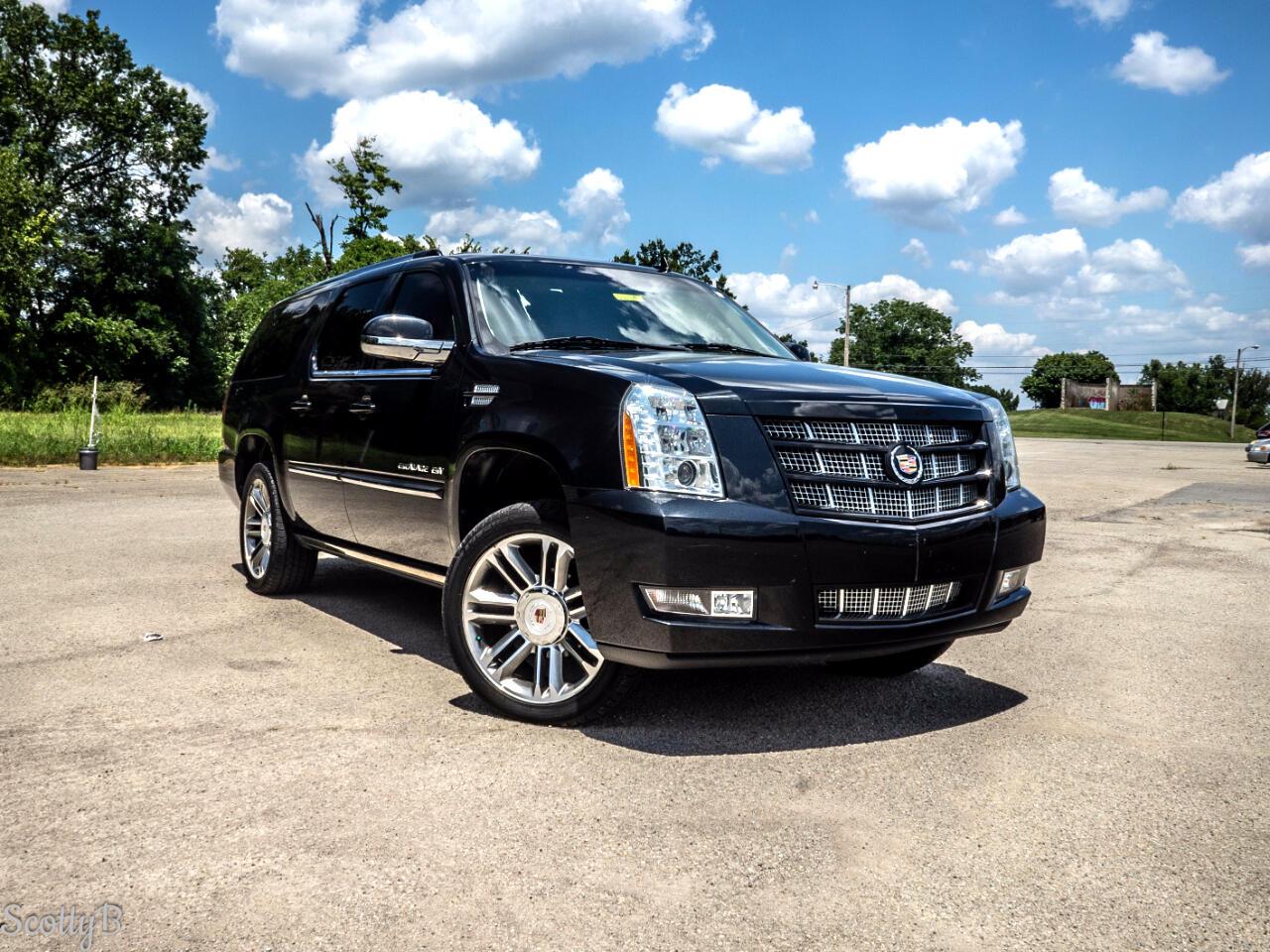 Cadillac Escalade ESV AWD Premium 2013