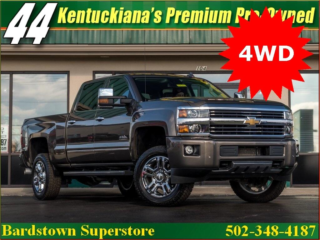 Chevrolet Silverado 2500HD High Country 4WD 2015
