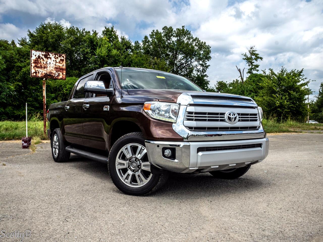 2015 Toyota Tundra Platinum CrewMax 5.7L 4WD