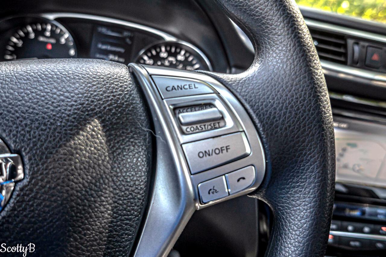 Nissan Rogue S AWD 2016