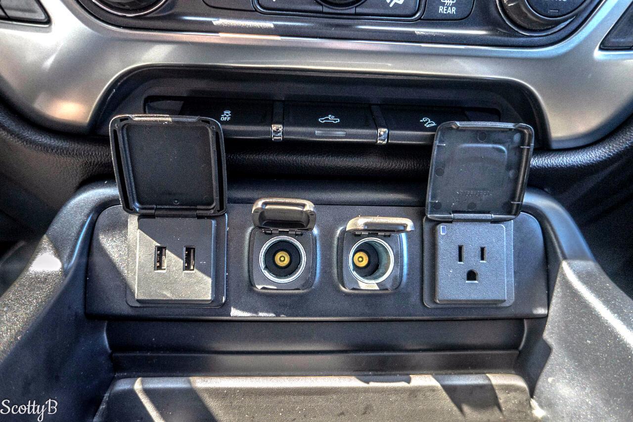 Chevrolet Silverado 1500 LT Double Cab 4WD 2016